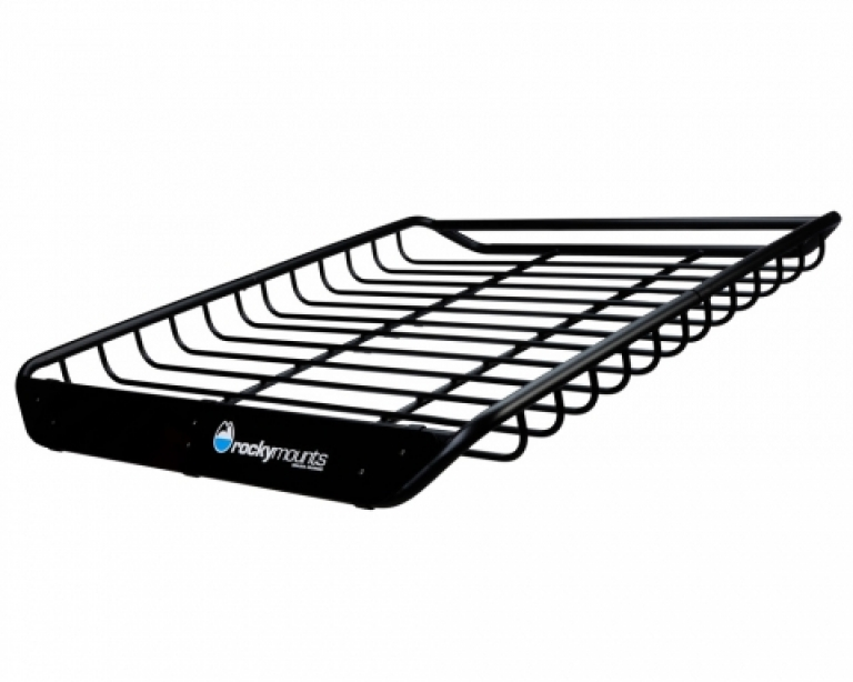 Cargo Baskets by RockyMounts, Thule, Yakima, Kuat and Rhino Rack
