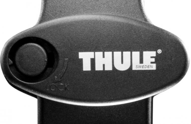 Thule 450r Rapid Crossroad Foot Pack Roof Rack Open