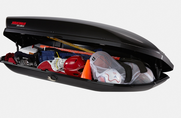 Yakima SkyBox 18 | Roof Box