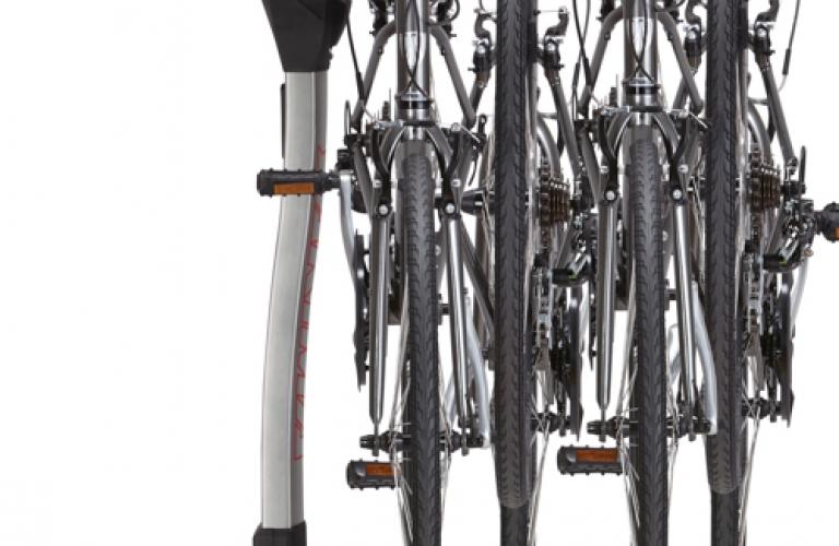 Yakima RidgeBack 4 Bike Hitch Rack