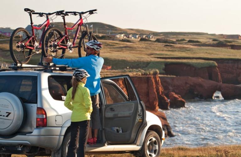 Rent Roof Mounted Bike Racks