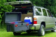 Rent Hitch Mounted Cargo Boxes
